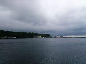 小樽港色内埠頭