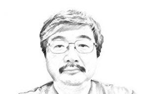 EVEウィミンズクリニック院長 小泉基生のイラスト