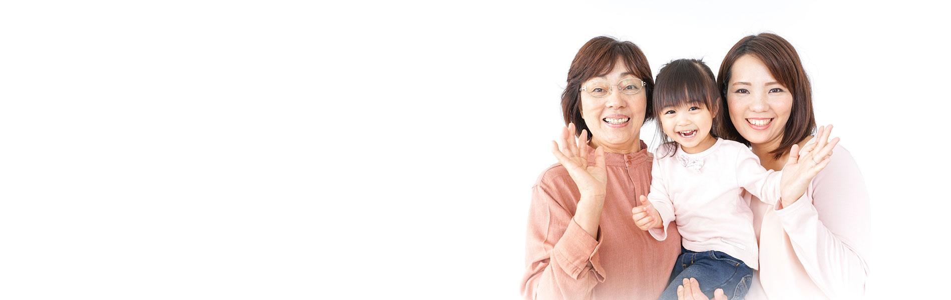 分娩、がん検診から更年期障害まで診療いたします
